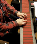 Playing the Haken Continuum Fingerboard